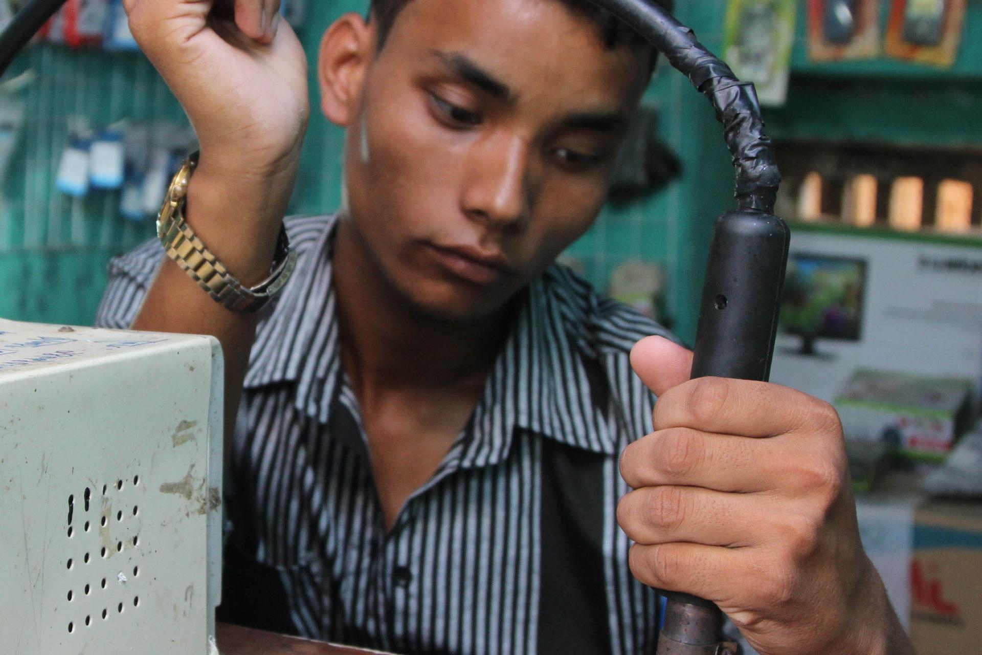 Handy-Verkäufer Nepal Mobile Phone Repair